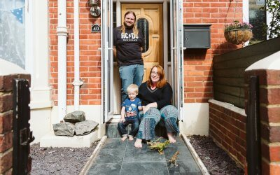 Lockdown life: Doorstep Portraits in Portsmouth and Southsea